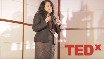 TEDx Talk: The future of brain rehabilitation by Dr. Swathi Kiran