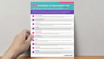 10 principles of neuroplasticity: how to harness the ability of the brain to hea...
